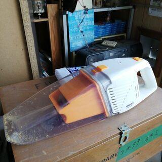 YAMAZEN ハンディクリーナー 充電式 掃除機