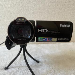 ビデオカメラ 使えると思いますがジャンク品