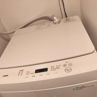 洗濯機 5.5kg 3年保証有/TWINBIRD