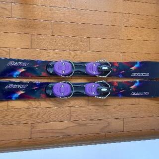 スキー板オマケ付