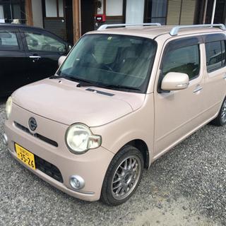 ミラcocoa★平成22年式★車検令和4年5月まで★状態良