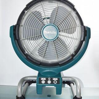 makita 充電式 扇風機 CF300D 18V 14.4V ...