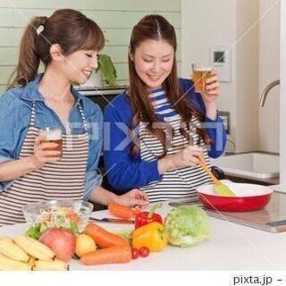 女性2名キッチンカーで働きます!
