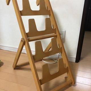 スリッパラック 木製