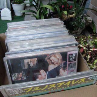 一枚200円早い者勝ちレーザーディスク 約200枚! 殆ど洋画
