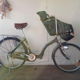 子供乗せ自転車 三人乗り 山形 木下自転車店