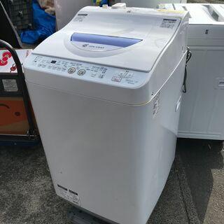 SHARP/洗濯5.5kg・乾燥3kg/洗濯乾燥機/ES-TG5...