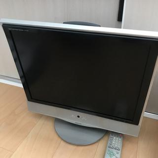 (お話し中)サンヨー アナログテレビ 20型