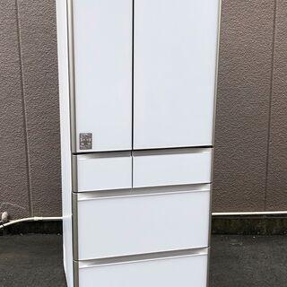 S【6ヶ月保証付・税込み】日立 615L 6ドア 冷蔵庫 …