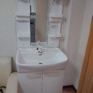 まだまだ使える洗面化粧台