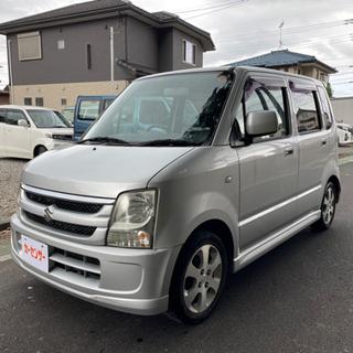【ネット決済】総額11.8万円 スズキ ワゴンR FX-S li...