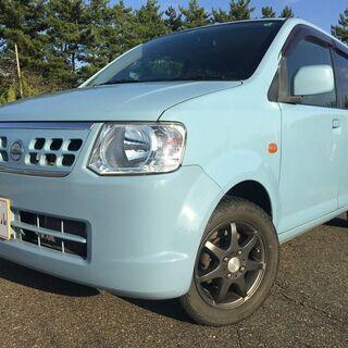 【コミコミ価格】軽自動車 H21年式 日産 オッティ 車検令和4...