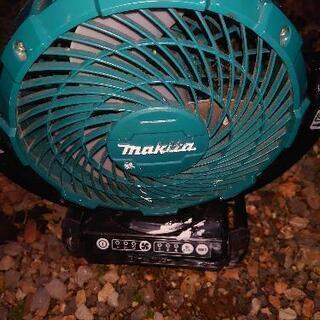 マキタ扇風機14.4V