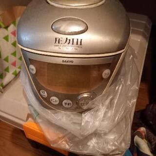 SANYO炊飯器 5号炊