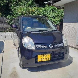 【ネット決済】車検令和4年8月! 日産 モコ 佐賀県 唐津市