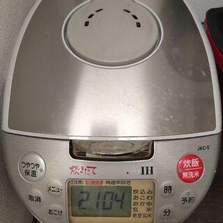 TIGER炊飯器 JKC-S