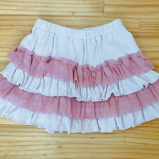 ジルスチュアート ふりふりスカート