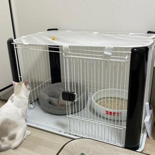 小型犬、子猫用 ゲージ