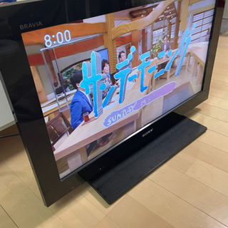 SONY BRAVIA 26型液晶テレビTV HDD録画付き