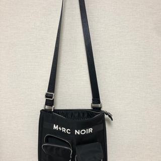 M +RC NOIR メッセンジャーバッグ