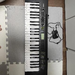 カシオ キーボード CTK-240 保証10か月付き 電子ピアノ