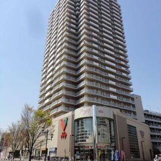 『24階建の24階!!一階はスーパー、夏には花火大会もよく見れる...