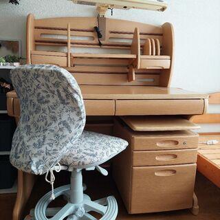 『学習机&椅子』お譲りします。