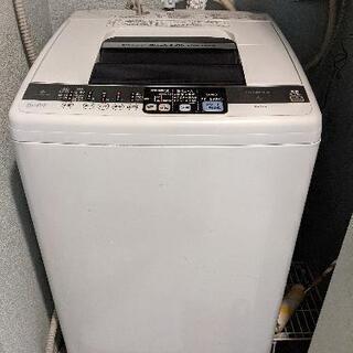 日立全自動洗濯機 NW-7MY 譲ります
