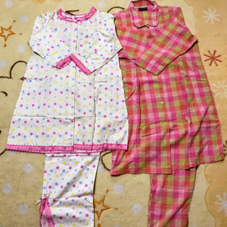 マタニティパジャマ 4枚セット 産前産後