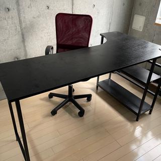 机と椅子セット