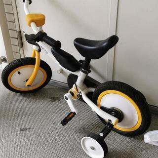 Qicycleの子供用変身バイク