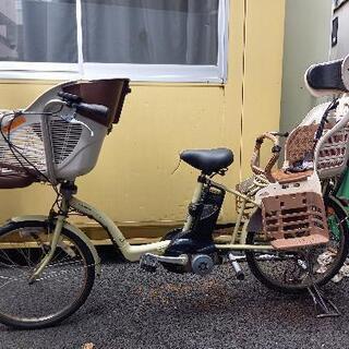 861 電動自転車 パナソニック20インチ 13.2AH
