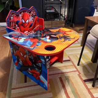 スパイダーマン 子供用机