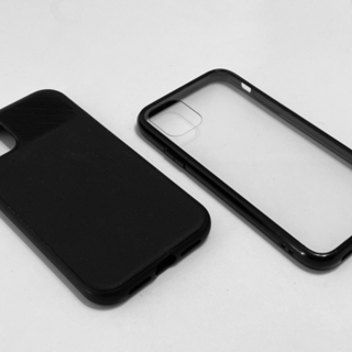 iPhone 11用ケース 2個