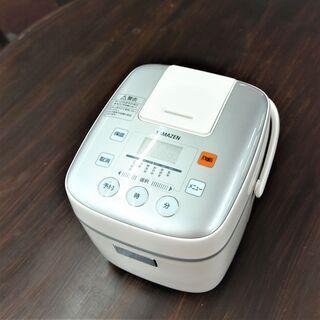 USED ヤマゼン 3合 炊飯器 YJB-300(W)
