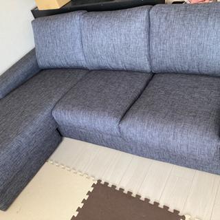 最終値下げ 定価73982円ソファー 3人掛け 3年前購入