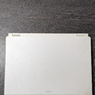 【値下げ】ノートパソコン office2007 Personal付き