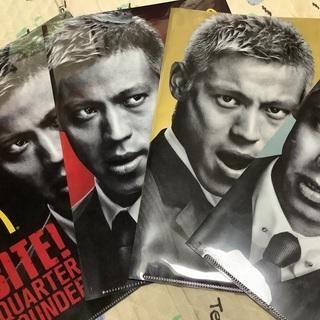 本田圭佑 ファイル 4枚