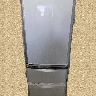 三菱 冷凍冷蔵庫 370L 作動OK!
