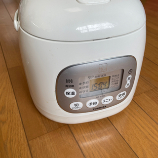 炊飯器 東芝 RC-5XE3