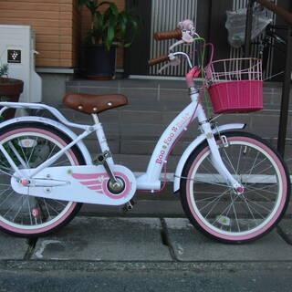 山形市 天童市 女の子用 18インチ  自転車整備士が整備