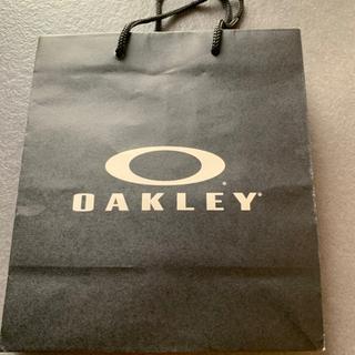 オークリー紙袋
