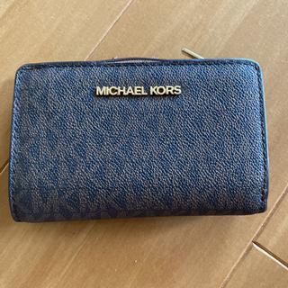 【ネット決済】マイケルコース二つ折り財布