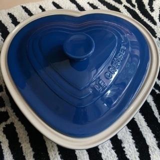 ル・クルーゼ ラムカンダムール 特大30センチ 素敵な青色!