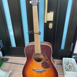 【ネット決済・配送可】ヤマハのギターFG720S