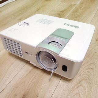 【ネット決済・配送可】【BenQ】 W1080T フルHD超短焦...