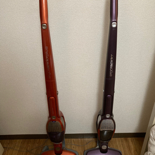 【ジャンク】エレクトロラクス 掃除機2台