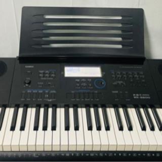 CASIO 電子キーボード 電子ピアノ WK-6600 ペダル ...