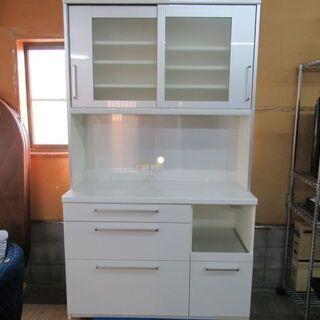 JKN3176/キッチンボード/レンジボード/食器棚/ソフトクロ...