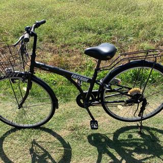 FASTRIDE、26インチ自転車